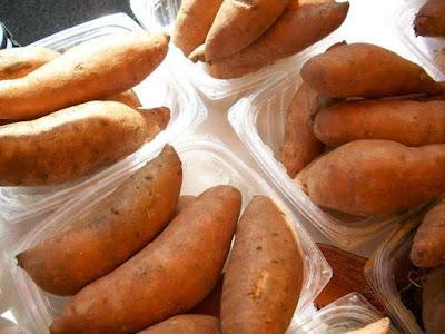 فوائد البطاطا الحلوة للبشرة والشعر