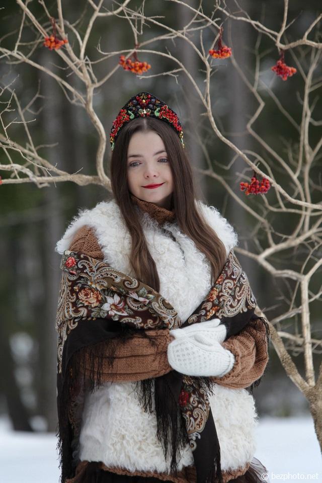 современный русский стиль