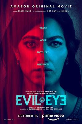 Evil Eye 2020 [Hindi 5.1ch] 720p | 480p WEB HDRip ESub x264 700Mb | 250Mb