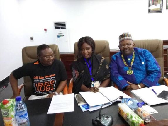 Mercy Johnson hosts first Stakeholders Meeting as SSA to Kogi Governor