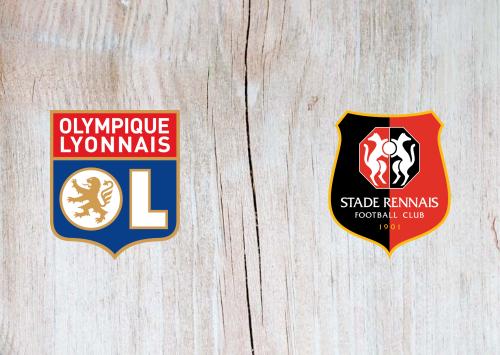 Olympique Lyonnais vs Rennes -Highlights 15 December 2019