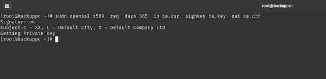 LPIC-System Administrator - Cách cài đặt thủ công Backuppc trên Centos 8