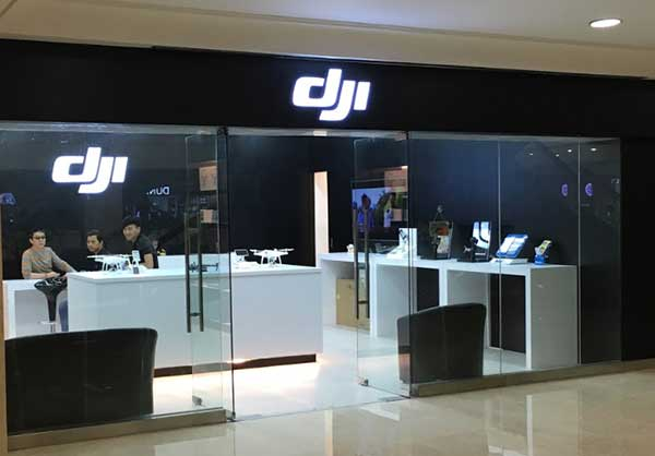 Cara Menghubungi Service Center DJI Indonesia