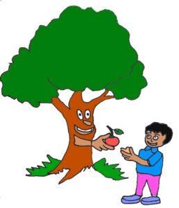 Trees are our Best Friends Essay in Hindi