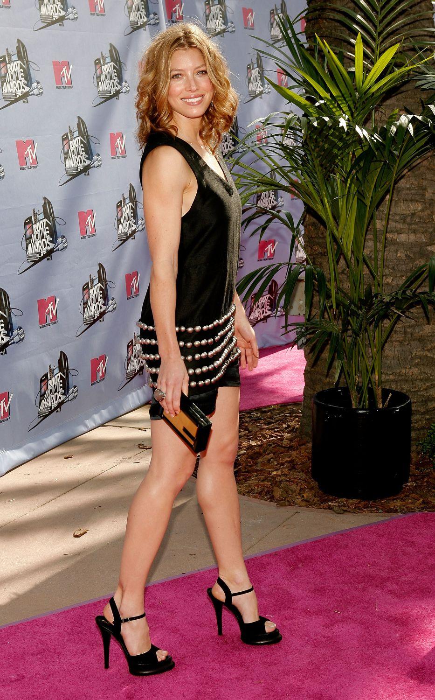 Jessica Biel Jessica Biel Legs