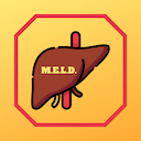 Icon MELD Score Calculator - Liver Disease App