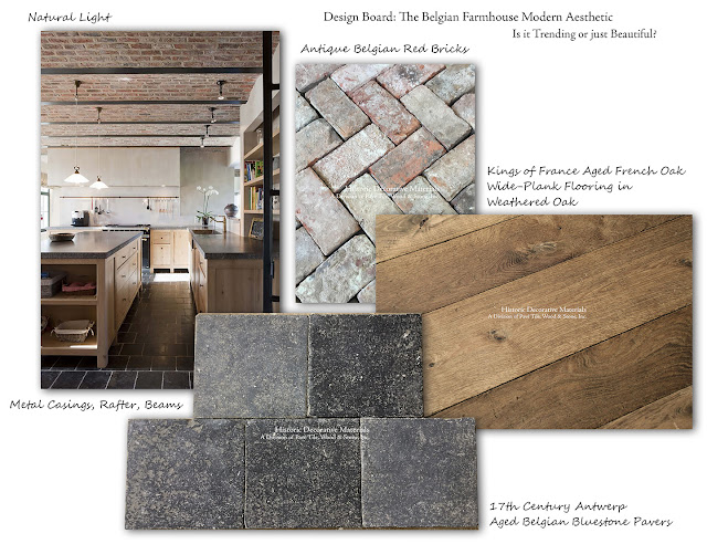 The Cobblestone Path The Pav Tile Wood Stone Blog