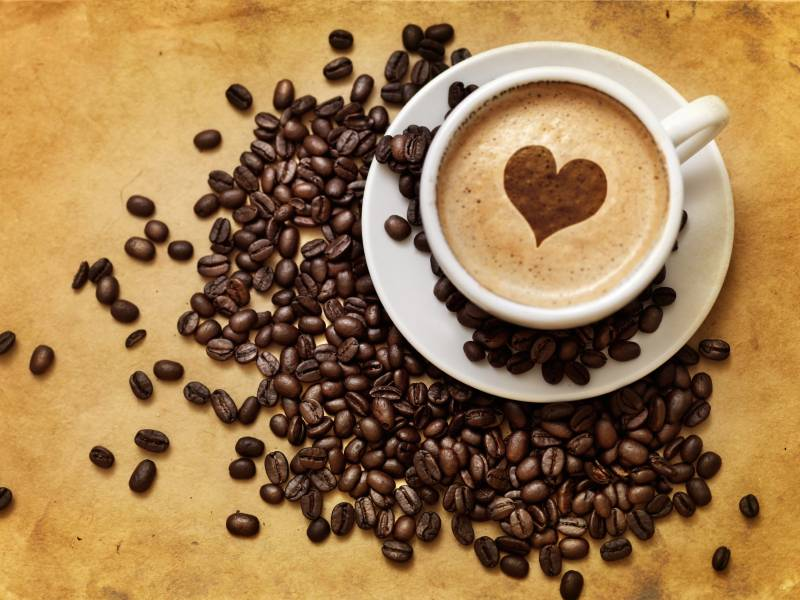 It's Actually Good For Your Health Of Coffee