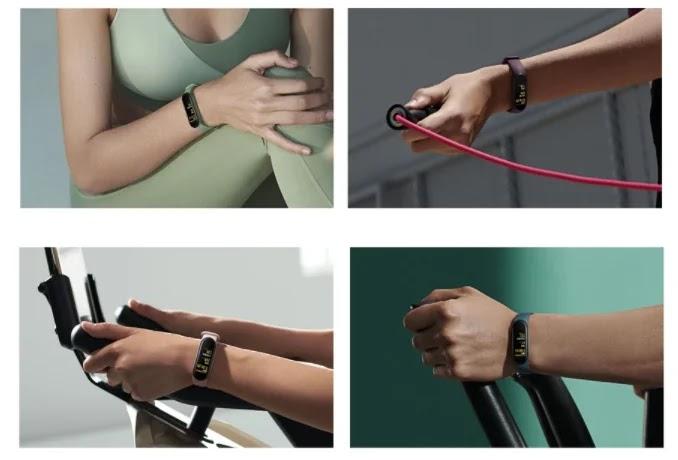 Xiaomi Mi Band 5 أحدث وأفضل ساعة يد ذكية من شاومى