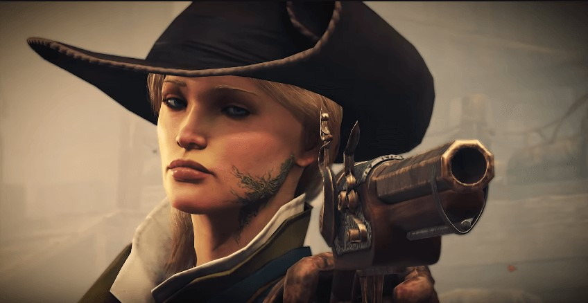 Get A Glimpse Of GreedFall World And Characters In The Release Date Announcement Trailer