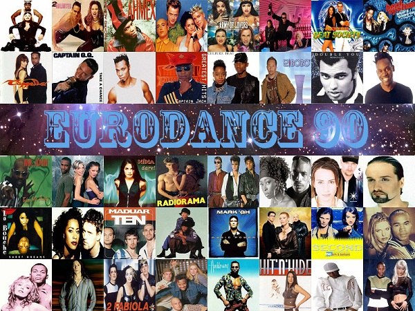 Mega Dance Euro90