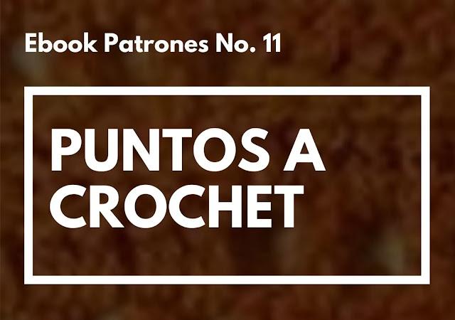 Ebook No. 11 Puntos a Crochet
