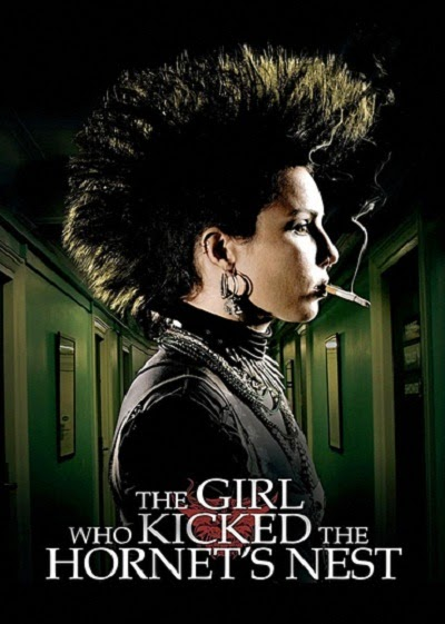 The Girl Who Kicked the Hornet's Nest 2009 Hindi Dubbed Dual BRRip 300mb