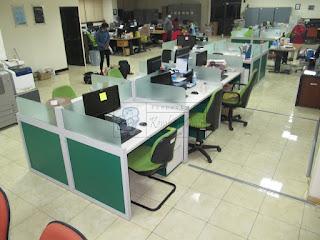 Desain Interior Kantor Keuangan Negara