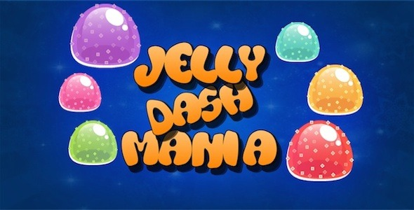 Jelly dash mania source code