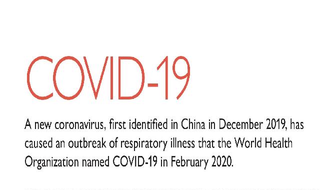 Coronavirus at a Glance #infographic