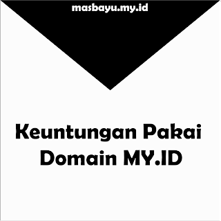 keuntungan pakai domain my.id