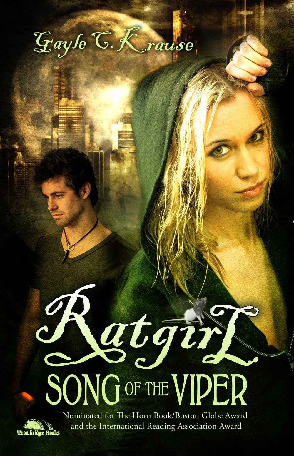 RATGIRL:Song of the Viper