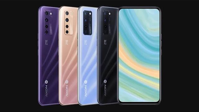 Smartphone ZTE