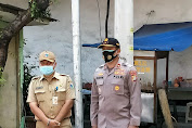 Tim Gabungan Gugus Tugas Percepatan Penanganan Covid-19 Kecamatan Tambora Gelar Operasi Yustisi Tertib Masker.