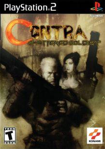 Baixar Contra Shattered Soldier PS2 Torrent