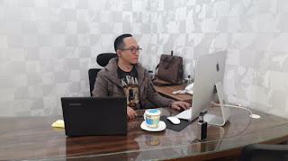 Ketum AJO Indonesia : Aliansi Jurnalistik Online Indonesia Adalah Sebuah Jawaban