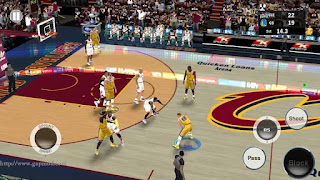 Download NBA 2K Live 16 Relaunch Full for Android