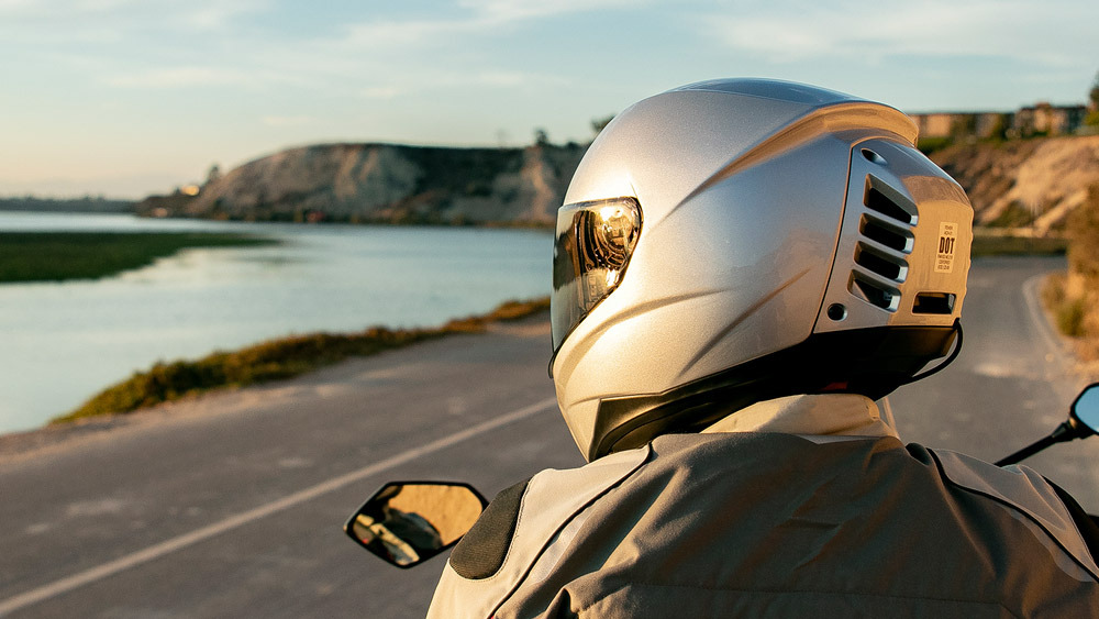 Helm ber AC Faher Helmet