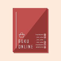logo toko buku online bilal