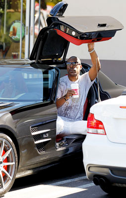 Pictures Of Celebrity Cars We Obsessively Cover The Auto
