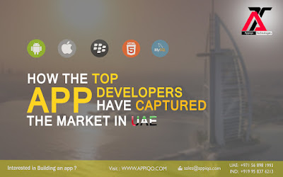 Top App Developers UAE