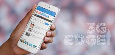 Cara Mengubah Sinyal 2G EDGE Menjadi 3G HSDPA Di HP Android