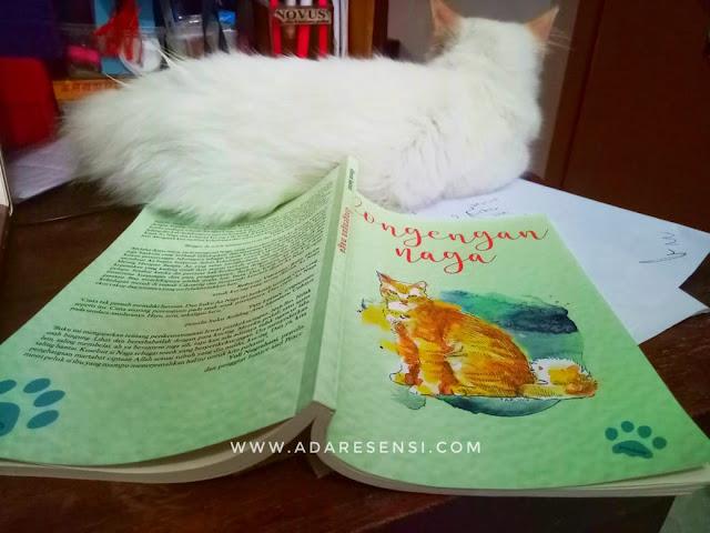 resensi buku dongengan naga
