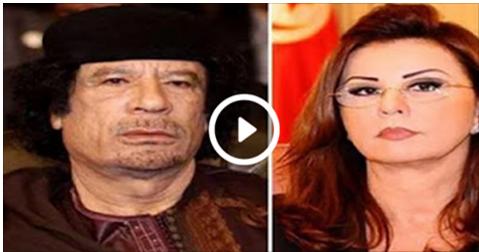 مجلة لبنانية تكشف كيف نجح القذافي في الإيقاع بليلى بن علي و ممارسة الفاحشة