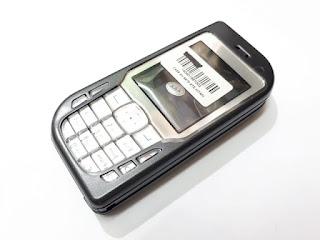Casing Nokia 6670 Jadul Fullset Plus Tulang Keypad Tombol On Off