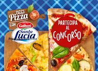 """Concorso Galbani """"Oggi Pizza con Santa Lucia"""" : vinci gratis Cooking Class con Benedetta Parodi e un pizzaiolo professionista"""