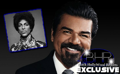 Comedian George Lopez Lends A Helping Hand With Prince's Financial Implications
