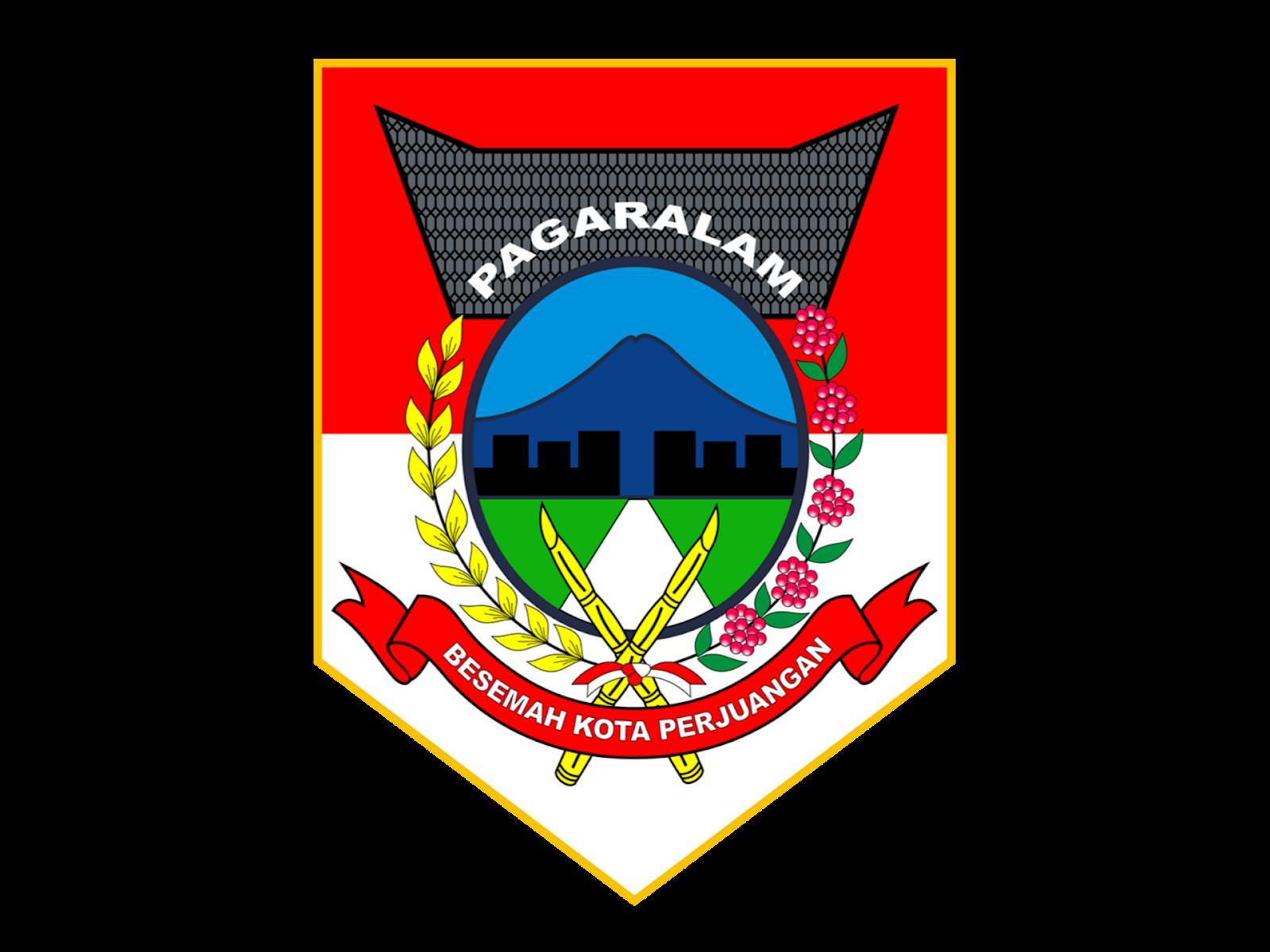 Logo Kota Pagar Alam Format PNG