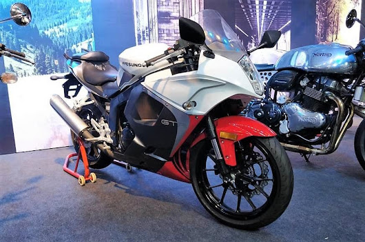 2018 Hyosung GT250RC and Aquila Pro launched in India