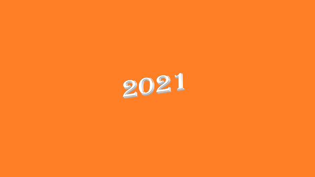 It's 2021!