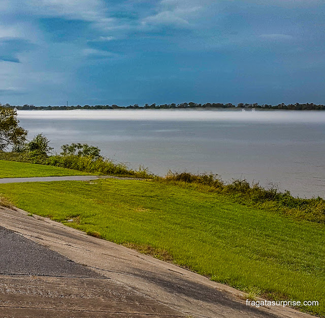 Rio Mississipi, Luisiana, Estados Unidos