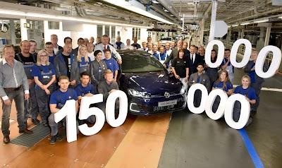 Η VW ξεπέρασε την παραγωγή 150.000.000 αυτοκινήτων!