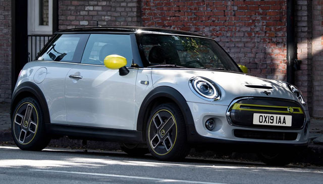 2020 Mini Cooper SE – Electric Mini Hardtop - Car and Driver