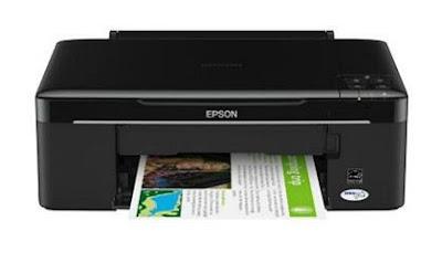Epson Stylus SX125 Download Treiber Drucker