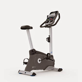 Nautilus U614 Upright Exercise Bike, image, review features & specifications plus compare with U616 and U618