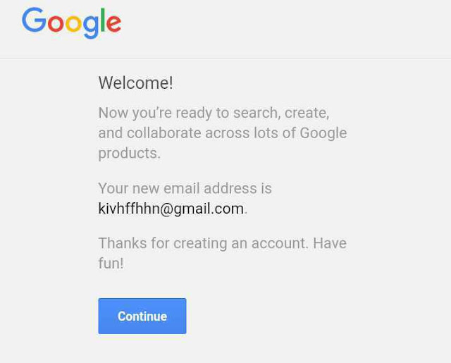 Google account kaise kholen ?