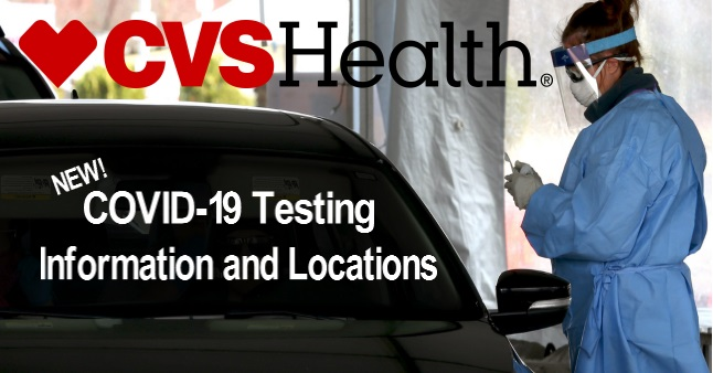 CVS Health Now Offering Covid-19 Testing