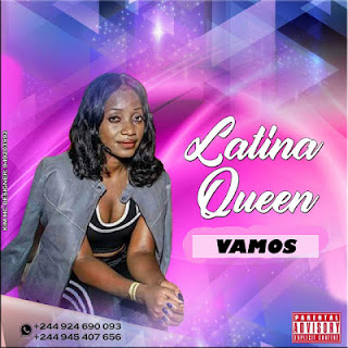 Latina Queen - Vamos (Kuduro) (Prod. Dj Jonsy Py) baixa mp3, descarregar, download mp3, 2018, 2019