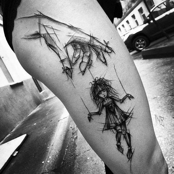 Creative Tattoo Designs For Girls