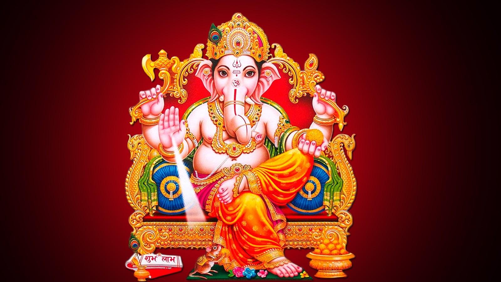Lord Vinayagar Hd Wallpapers Lord Ganesha